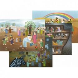 Noemova archa - příběh z kufříku