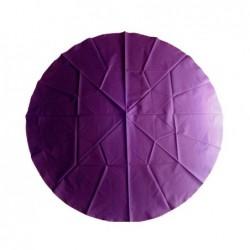 Kruh - fialový