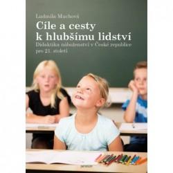 Ludmila Muchová: Cíle a cesty k hlubšímu lidství Didaktika náboženství v České republice pro 21. století