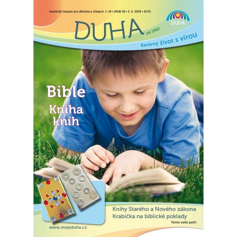 19/2019 Bible - Kniha knih