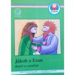 Jákob a Ezau
