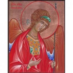Archanděl Michael 28 X  22 cm