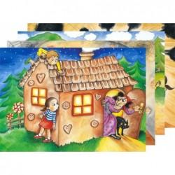 Perníková chaloupka - pohádka z kufříku