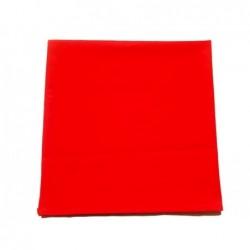 Bavlněný šátek klasický - červený